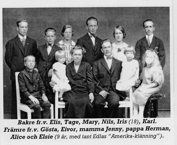 Fam Adolfsson 1925