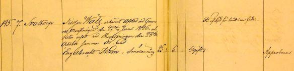 Generalmönsterulla Kalmar 421 1829 sid 96 Engelbrekt Ferm