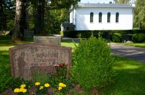 Farbror Ingvars grav