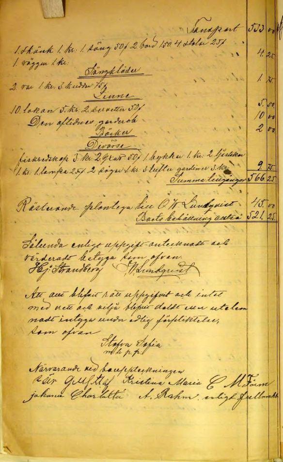 BoU Petter Rahm Hammarkinds, Stegeborgs och Skärkinds domsaga FII-1 (1904-1904) Bild 2570