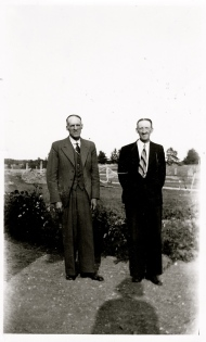 Ernst o Erik Ferm