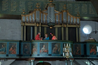 Kättilstad kyrka