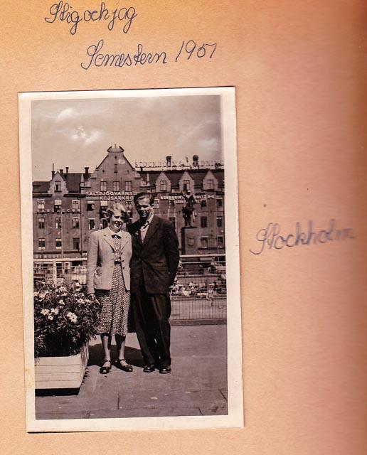 Stockholm 1950